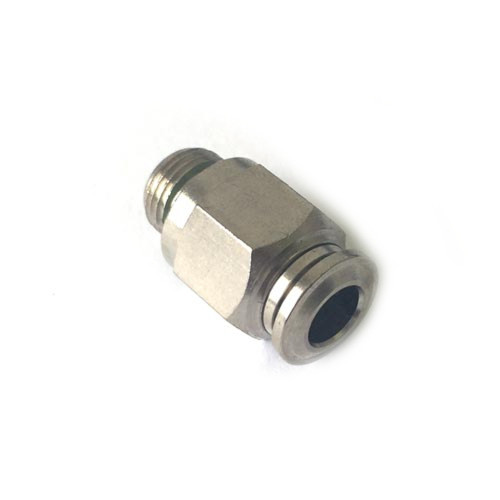 "Quick-release press-fit fitting - 6mm Female Press-Fit - 1/8"" BSPM"