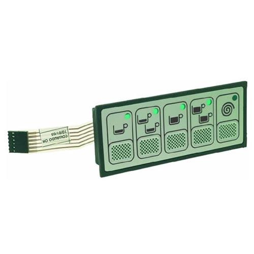 Push-button Panel 5 Buttons CARIMALI 1319821