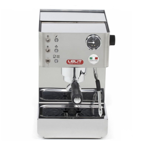 LELIT PL41LEMN ANNA Single Boiler 250 mL Vibration Pump Tank Espresso Coffee Machine