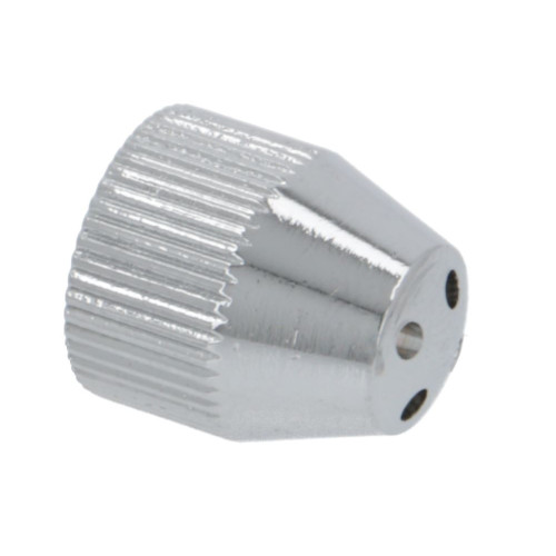 Steam Arm Tip / Outlet - M10x1 Female - 4 Hole