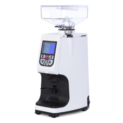 Eureka Atom 60mm Flat Burr Doser-less Coffee Grinder - V2 - White