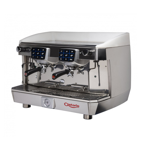 ASTORIA CORE 600 SAE TS 2 Group 10.5L Commercial Espresso Coffee Machine - Stainless Steel