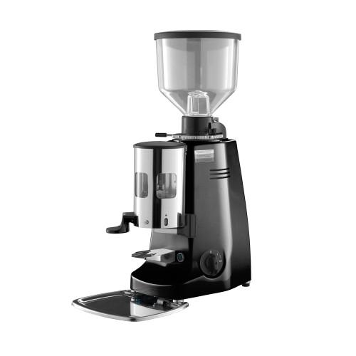 MAZZER MAJOR 83mm Flat Burr Doser Coffee Grinder - Black