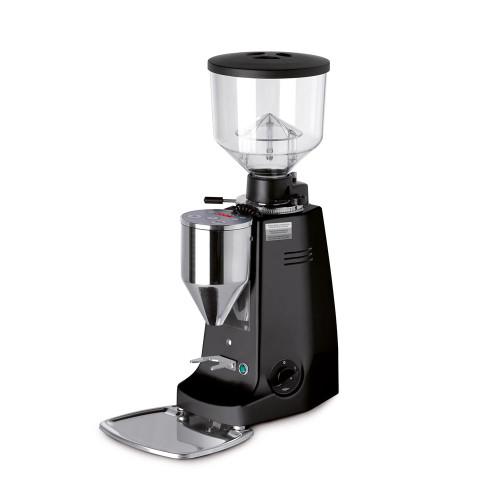 MAZZER MAJOR 83mm Flat Burr Doser-less Coffee Grinder - Black