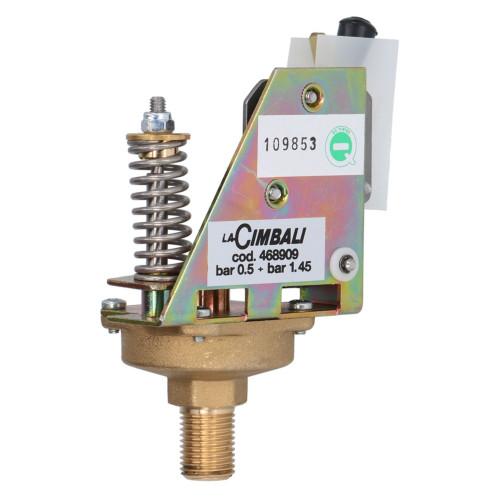 "Pressure Switch 0.5-1.45 BAR - 1/4"" BSPM - CIMBALI 468909"