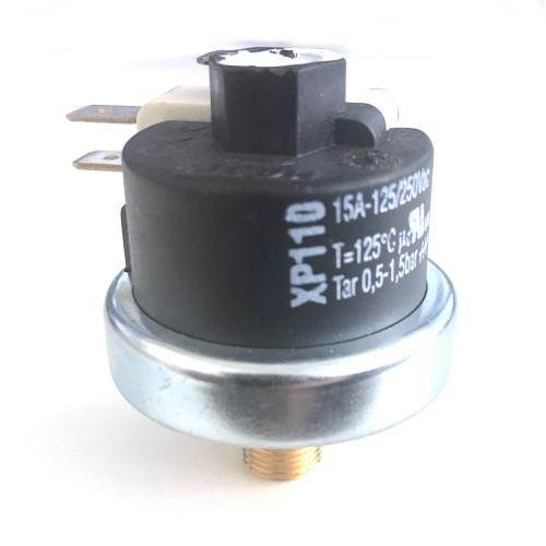 "MATER Pressure Switch XP110 - 0.5-1.5 BAR - 1/8"" BSPM"