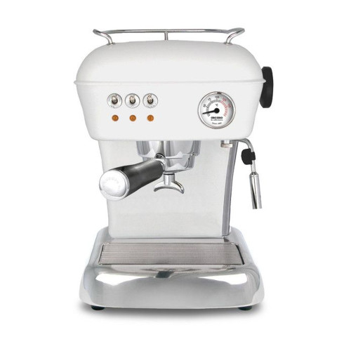 ASCASO DREAM Espresso Coffee Machine - V3 - MATTE WHITE