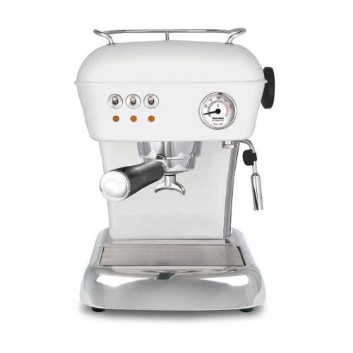 ASCASO Dream Espresso Coffee Machine Matte Cloud White