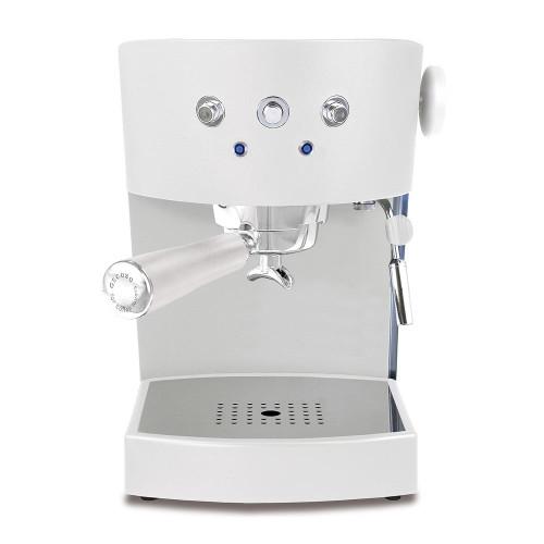 ASCASO Basic Espresso Coffee Machine Matte White