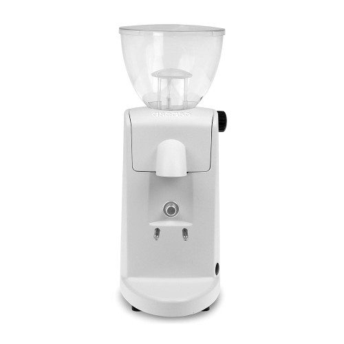 ASCASO I-MINI I-1 54mm Flat Burr Doser-less Coffee Grinder - MATTE WHITE