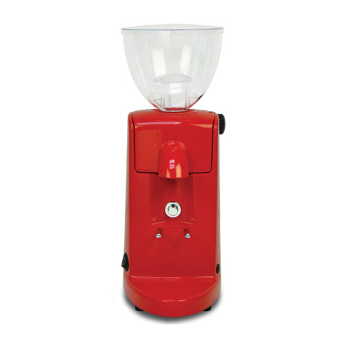 ASCASO I-MINI I-1 54mm Flat Burr Doser-less Coffee Grinder - GLOSS RED