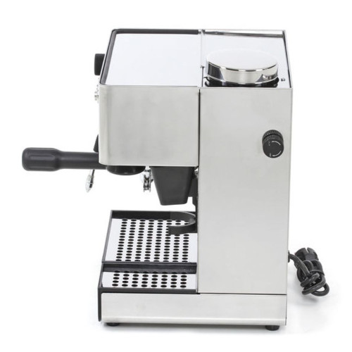 LELIT PL42EMI-NZ Anita Single Boiler 250 mL Vibration Pump Tank Espresso Coffee Machine with built-in Burr Grinder