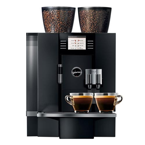 JURA GIGA X8c Professional Automatic Espresso Coffee Machine - Water Connection