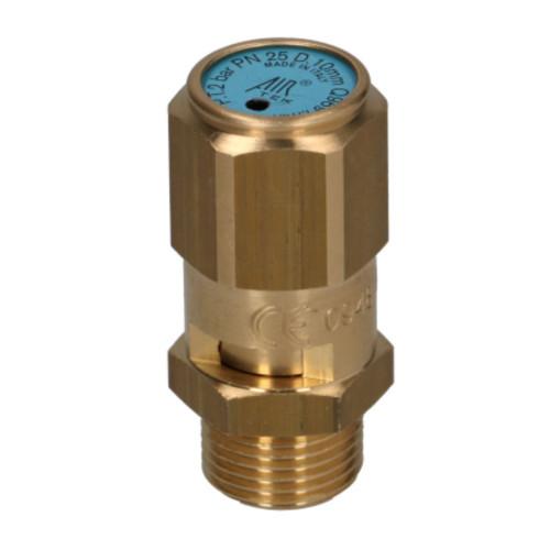 "Boiler Pressure Release Safety Valve 2.0bar - 3/8"" BSPM"