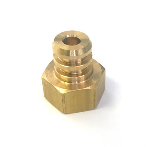 Tank Plug Brass 22x26.5mm BEZZERA