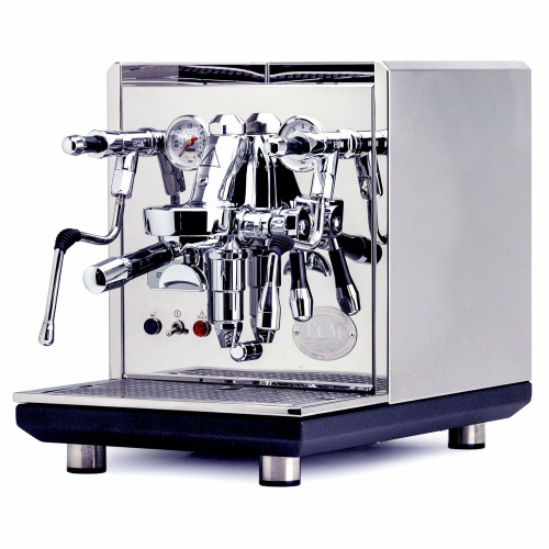 ECM SYNCHRONIKA e61 Double Boiler PID 0.75/2L Espresso Coffee Machine - V3 - STAINLESS STEEL