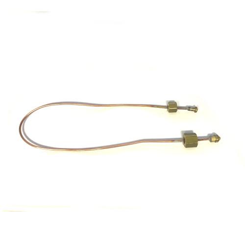 Capillary for Boiler Pressure Gauge 2.51x1.27x500mm 1/8BSPM M12x1 Bezzera