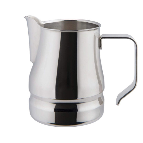 ILSA Evolution 750ml Latte Art Milk Jug / Pitcher Stainless Steel