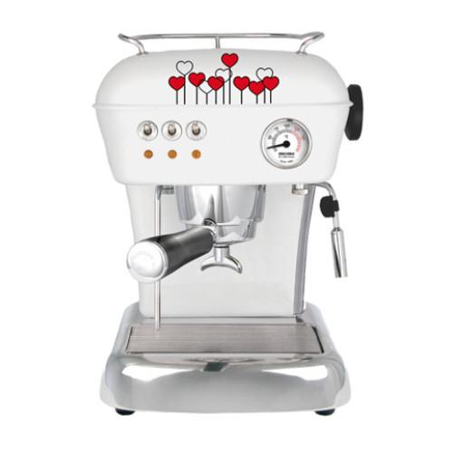 """ASCASO Dream Espresso Coffee Machine """"Love is in the Air"""""""