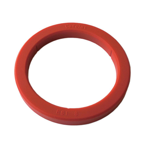 Cafelat Silicone Group Gasket e61 73x57x8mm RED