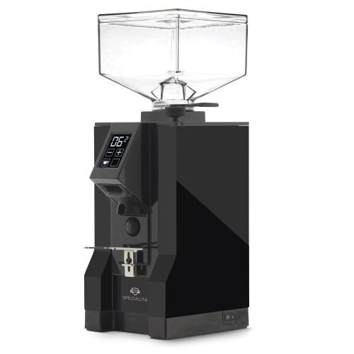 EUREKA MIGNON SPECIALITA 55mm Flat Burr Doser-less Coffee Grinder - MATTE BLACK