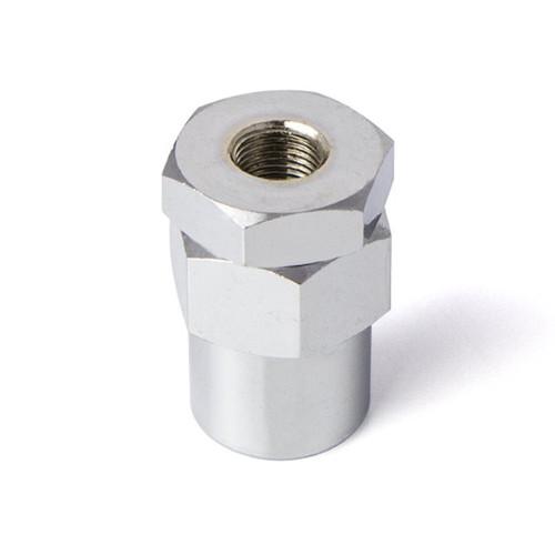 Drain valve fitting e61 Brew group Chromed