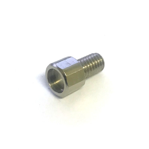 Steam Shaft Seal Holder M6 Reverse thread - ID6.5mm