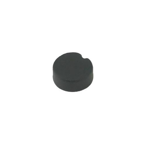 Blind Gasket 7x2.7mm mm SILICONE BLACK