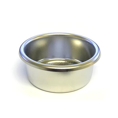 Precision filter basket 2-CUP 58 mm 20-22 g - IMS E&B Lab B702TFH28 - OD70 mm H28 mm 715 holes