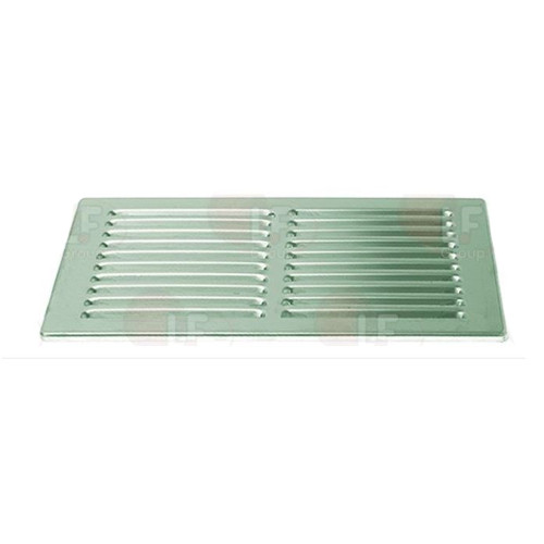 Drip tray grill 274x123 mm - Stainless steel - CIMBALI FAEMA