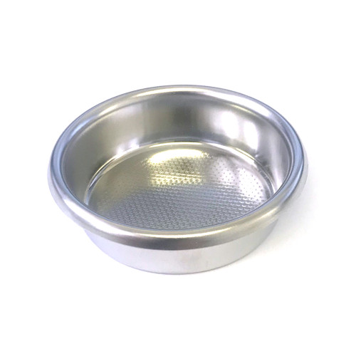 Precision filter basket 2-CUP 58 mm 12-14 g - IMS E&B Lab B702TFH20 - OD70 mm H20 mm 715 holes