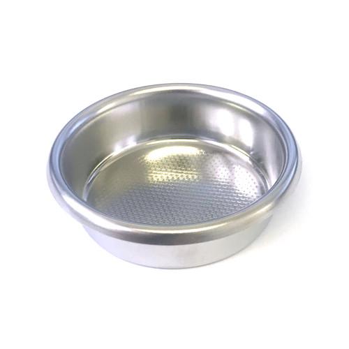 Precision filter basket 2-CUP 58 mm 12-14 g - IMS E&B Lab B702TFH20 - OD70 mm H20 mm 715 holes