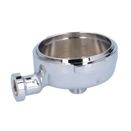 """Filter-Holder Body FAEMA 3/8 """" BSP Outlet 12 mm Handle 7 mm Lugs"""