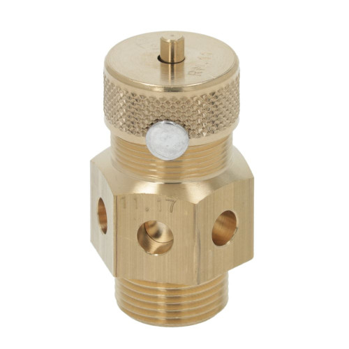 Boiler Pressure Release Safety Valve 1.8 bar M19x1.5 mm - 24 mm Hex Fitting