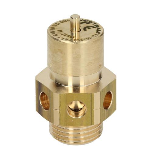 Boiler Pressure Release Safety Valve 1.8 bar 1/2 BSPM - 28 mm Hex Fitting