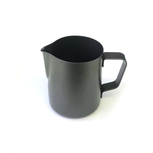 Milk Jug / Pitcher - Non-stick - Black / Gunmetal - 350 mL