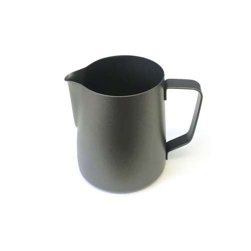 Milk Jug / Pitcher - Non-stick - Black / Gunmetal - 600 mL