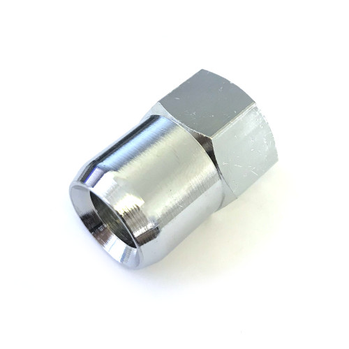 Hex nut for Steam/Water ball joint - 31 mm - Thread 18 mm