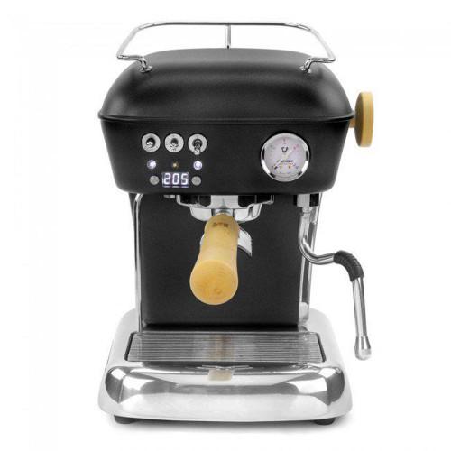 ASCASO Dream PID Espresso Coffee Machine - Matte Dark Black