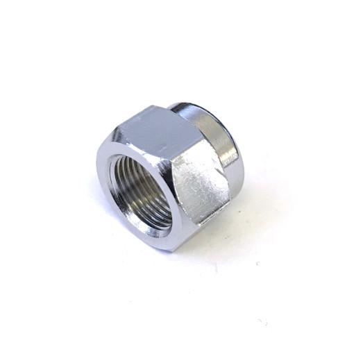 Chromed Nut M10x0.75mm
