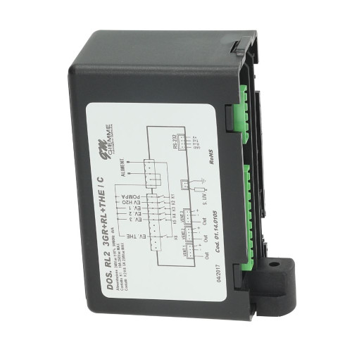 Doser Control Box 1-2-3 Group - Water Level Auto-fill Regulator - 230V - LA SCALA - GIEMME 01.14.0105