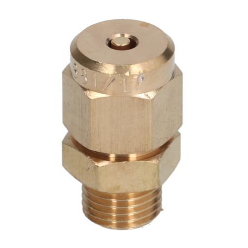 """Anti-vacuum / Anti-suction valve for boiler - 1/4"""" BSPM - Brass"""