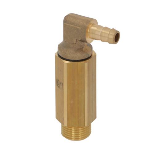 """Boiler Pressure Release Safety Valve - 3/8"""" BSPM - ROCKET A299904998"""