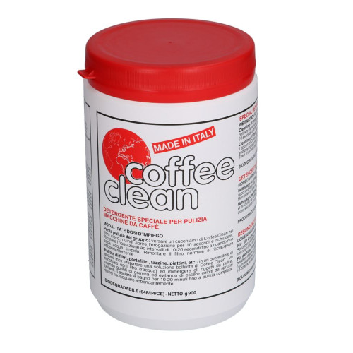 COFFEE CLEAN - Espresso Coffee Machine Backflush / Cleaning Powder - 900g