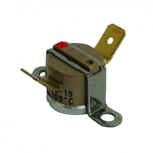 Temperature switch / Thermostat - 100 Degree C - Contact - 16A 250V - RANCILIO 34200296