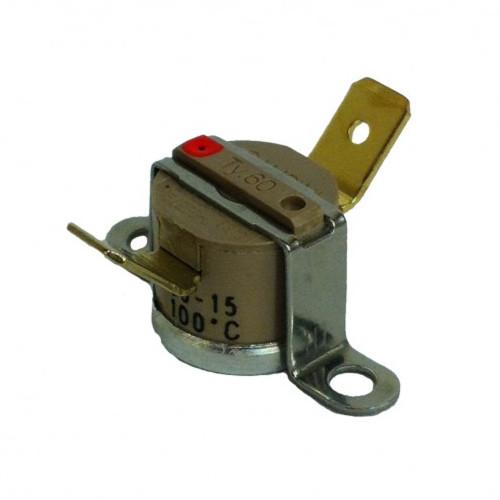 Temperature switch / Thermostat - 100 Degree C - Contact - 16A 250V - RANCILIO 34200296