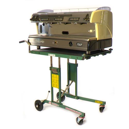 DEM-TRUK - Folding Trolley with Roll-off Platform - 1000mm x 600mm