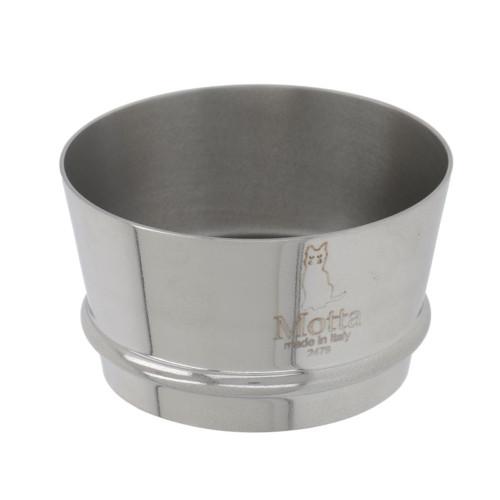 Dosing funnel for 58mm filter-holder - Stainless Steel - 70mm x 40mm - MOTTA 05200/40