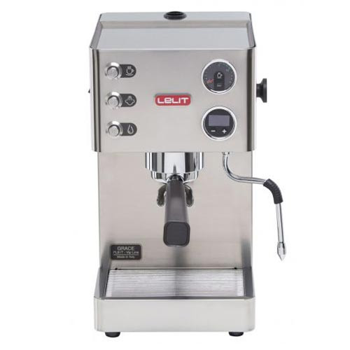 LELIT PL81T GRACE PID Espresso Coffee Machine - DEMO MODEL