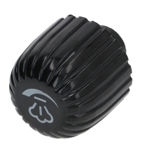 Steam Tap Handle - BLACK - ASTORIA / WEGA 15275